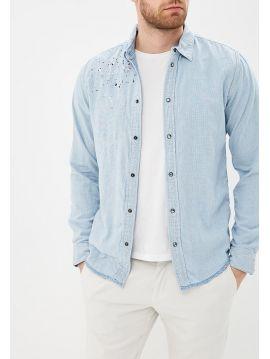 Pánská pruhovaná košile Pepe Jeans BARRYa