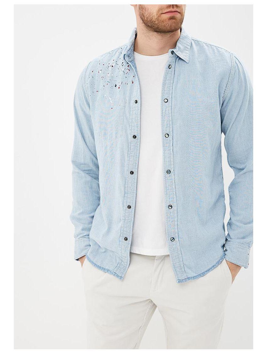 Pánská pruhovaná košile Pepe Jeans BARRY - 919 CONCEPT STORE 4c4438783a