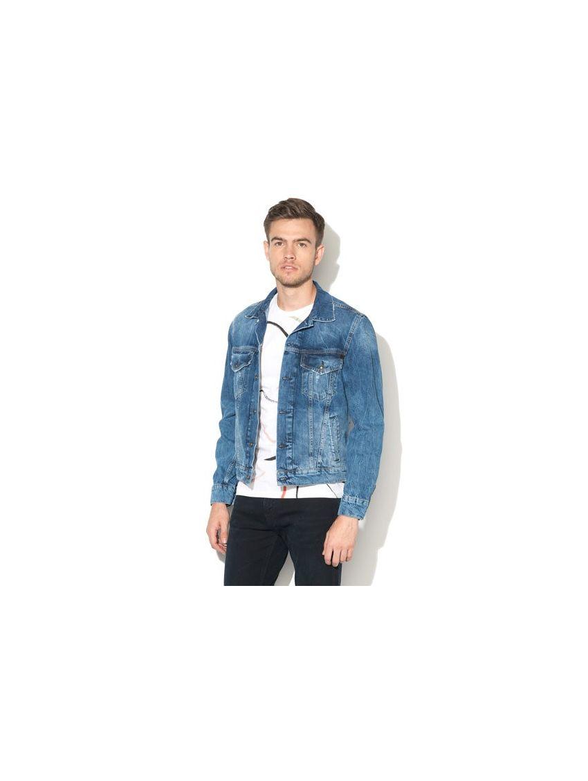 81ca8785b89 Džínová pánská bunda Pepe Jeans PINNER - 919 CONCEPT STORE