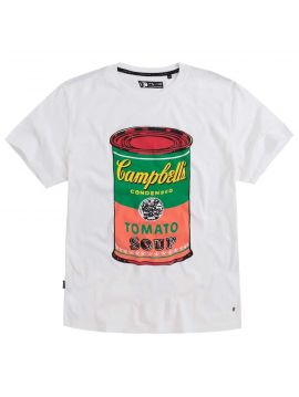 Andy warhol triko Pepe Jeans WHATSOUP