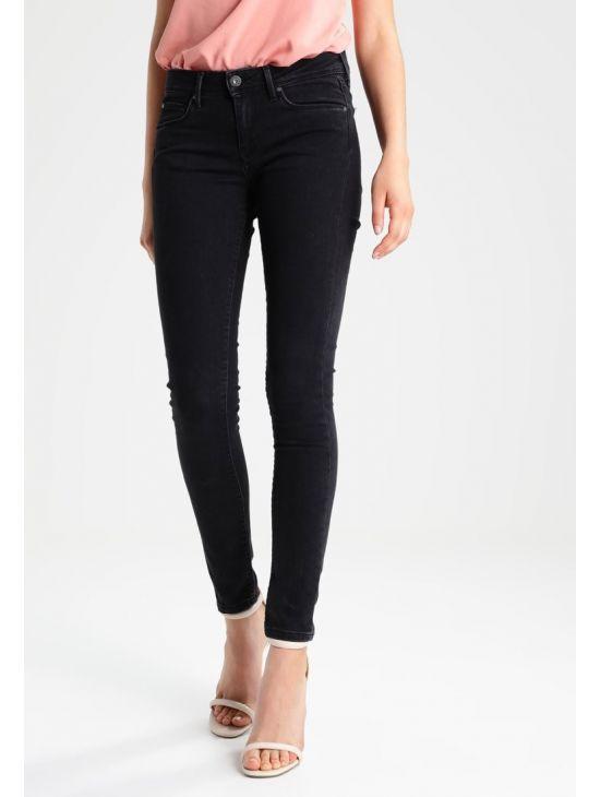 Černé strečové džíny Pepe Jeans LOLA