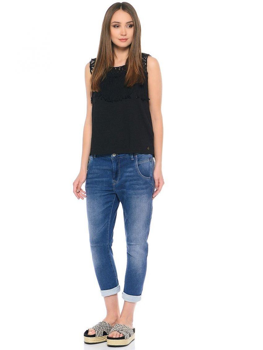 Modré džíny se sníženým sedem Pepe Jeans SK-TOPSY - 919 CONCEPT STORE 6f8456b54f