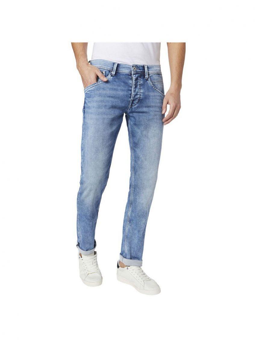 Měkké klasické džíny Pepe Jeans TRACK GymdiGo - 919 CONCEPT STORE 618c8a82f8