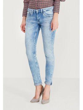 Slim džíny nízký pas Pepe Jeans RIPPLE