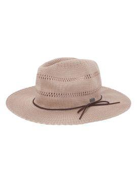 Béžový letní klobouk Pepe Jeans HALI