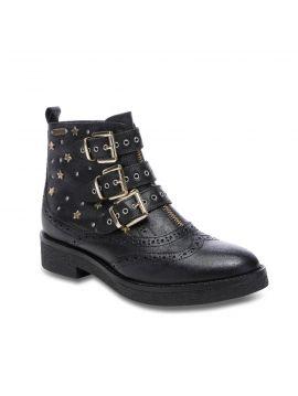 Kožené kotníkové boty Pepe Jeans SAVILE VENUE