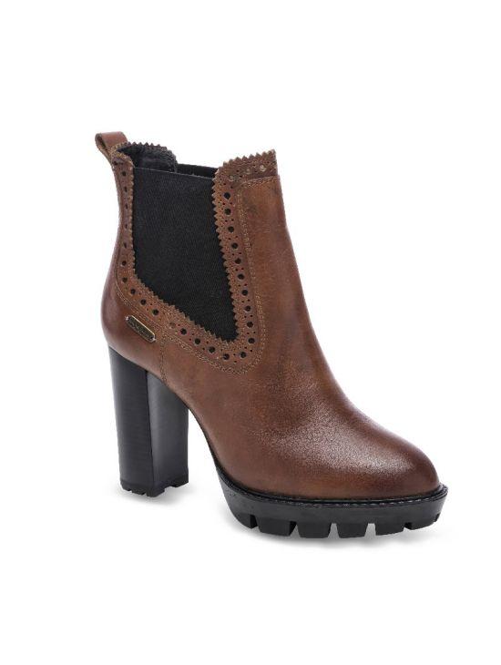 Dámské boty na podpatku Pepe Jeans VERNON CHELSEA - 919 CONCEPT STORE e18cb485b7