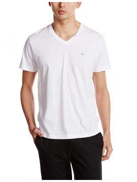 Pánské bílé triko do véčka Diesel T-THERAPON