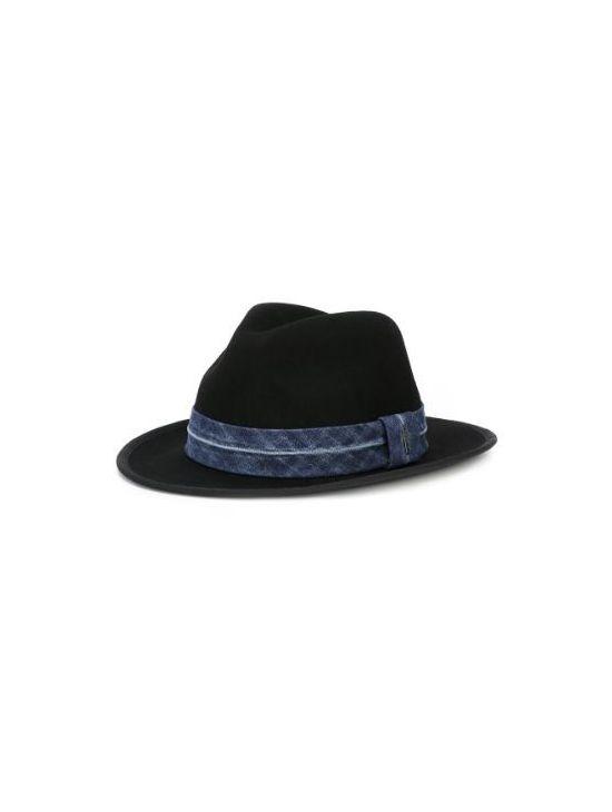 Dámský klobouk s džínovou páskou Diesel CABRAMa