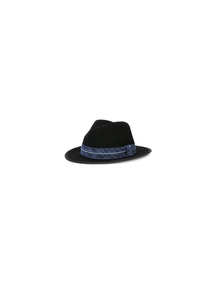 Dámský klobouk s džínovou páskou Diesel CABRAM - 919 CONCEPT STORE c1d53c1d10