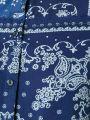 Dámská košile s paisley vzorem Diesel C-LUTO-Fc