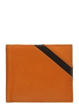 Pánská kožená hnědá peněženka Diesel HIRESH X03611