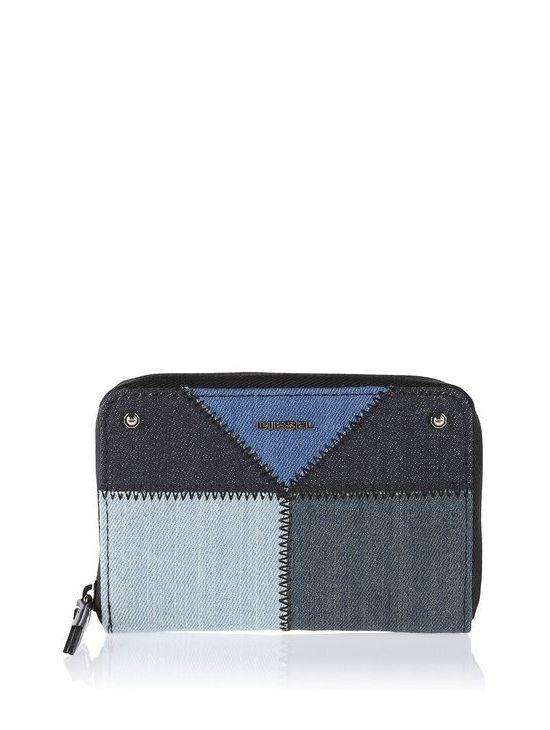 Dámská džínová peněženka Diesel JADDAA X03859
