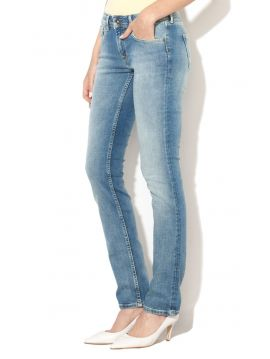 Dámské rovné modré džíny Pepe Jeans MIRA