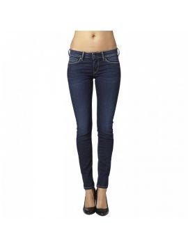 Tmavomodré nešisované džíny Pepe Jeans SOHO