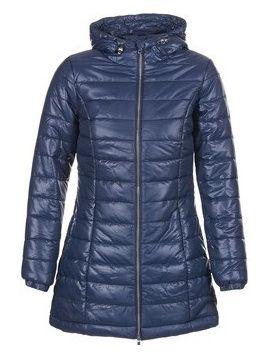 Tmavomodrý zimní kabát Pepe Jeans BALLADd