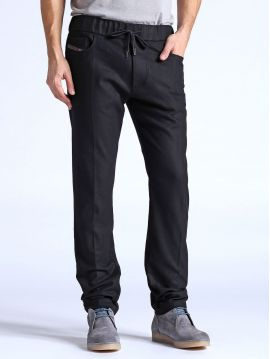 Pánské casual vlněné kalhoty Diesel P-FARNELL