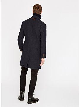 Vlněný kabát Pepe Jeans TIAGO1