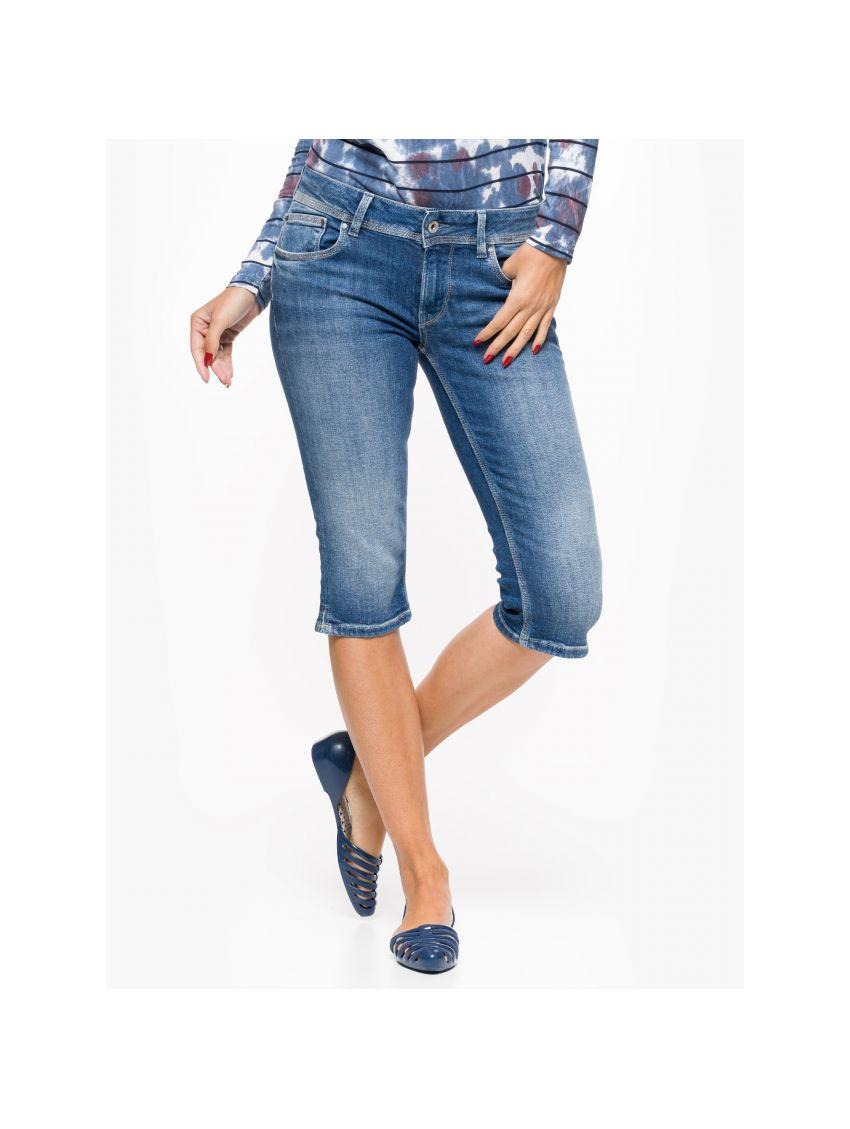 edfed256111 Džínové kraťasy Pepe Jeans SATURN CROP - 919 CONCEPT STORE