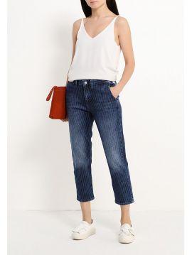 Dámské tříčtvrteční modré džíny Pepe Jeans NAOMIE