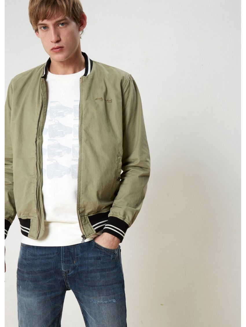 90cb7913808 Bomber Andy Warhol Pepe Jeans D ALESSANDRO - 919 CONCEPT STORE