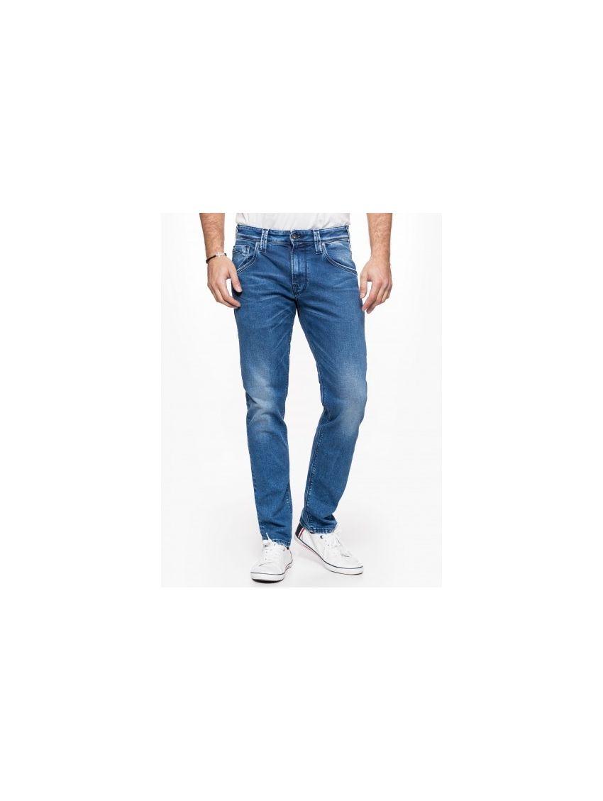 Pánské modré džíny Pepe Jeans SL-ZINC - 919 CONCEPT STORE 24aa72d03b