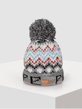Dámská zimní pletená čepice Pepe Jeans KOZMAc