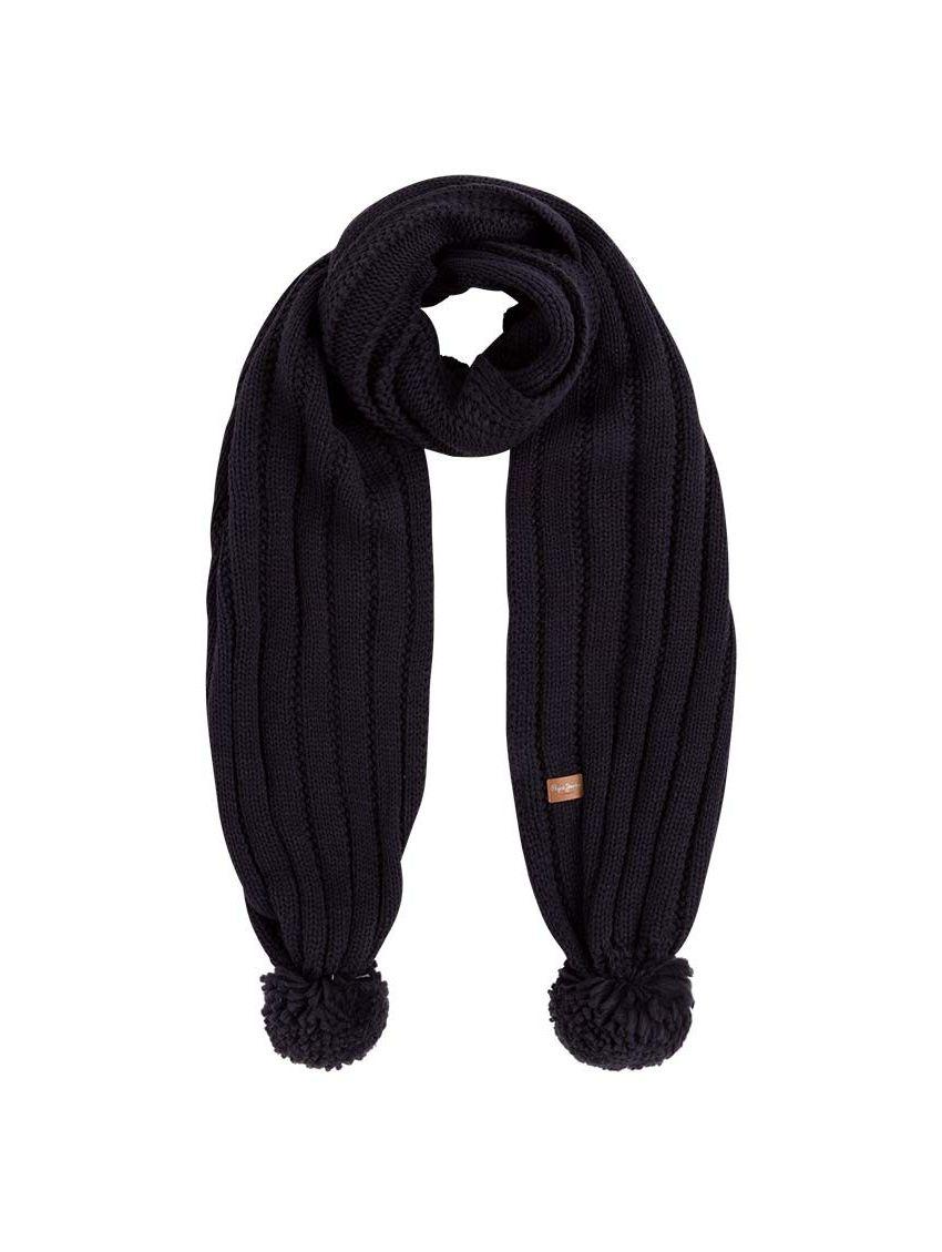 Dámská zimní šála Pepe Jeans ELISSA modrá - 919 CONCEPT STORE 405c018326