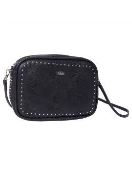 černá crossbody kabelka Pepe Jeans PHOEBE