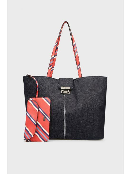ced2515cf0 Džínová dámská kabelka Pepe Jeans LIVANA - 919 CONCEPT STORE