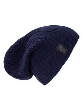 Modrá čepice Pepe Jeans OWILLOW