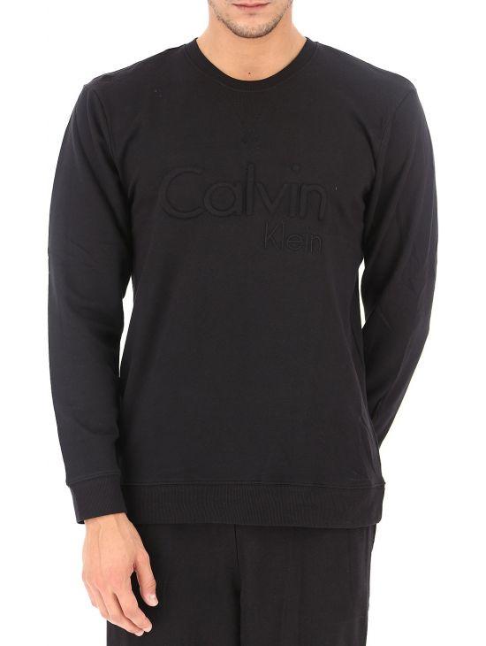 Pánská černá Mikina Calvin Klein - 919 CONCEPT STORE 315fe19c89