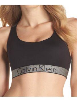 Dámská pushup sortovní podprsenka Calvin Klein QF4053E