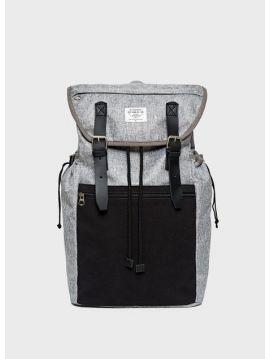Pánský šedý batoh Pepe Jeans BRIDGE NORTH