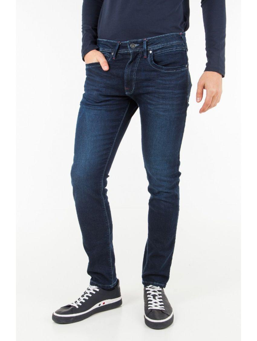 4248ffaacd7 Pánské tmavě modré džíny Pepe Jeans STANLEY CUT - 919 CONCEPT STORE