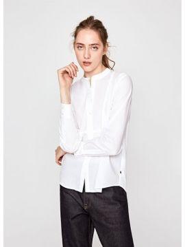 Bílá dámská elegantní košile Pepe Jeans JULIANNA