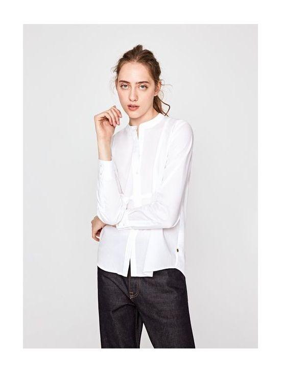 49f62df43fb Bílá dámská elegantní košile Pepe Jeans JULIANNA - 919 CONCEPT STORE