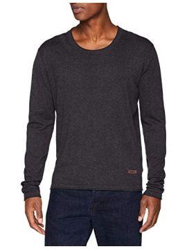 Pánský slabší šedý svetr Pepe Jeans LIVERPOOL