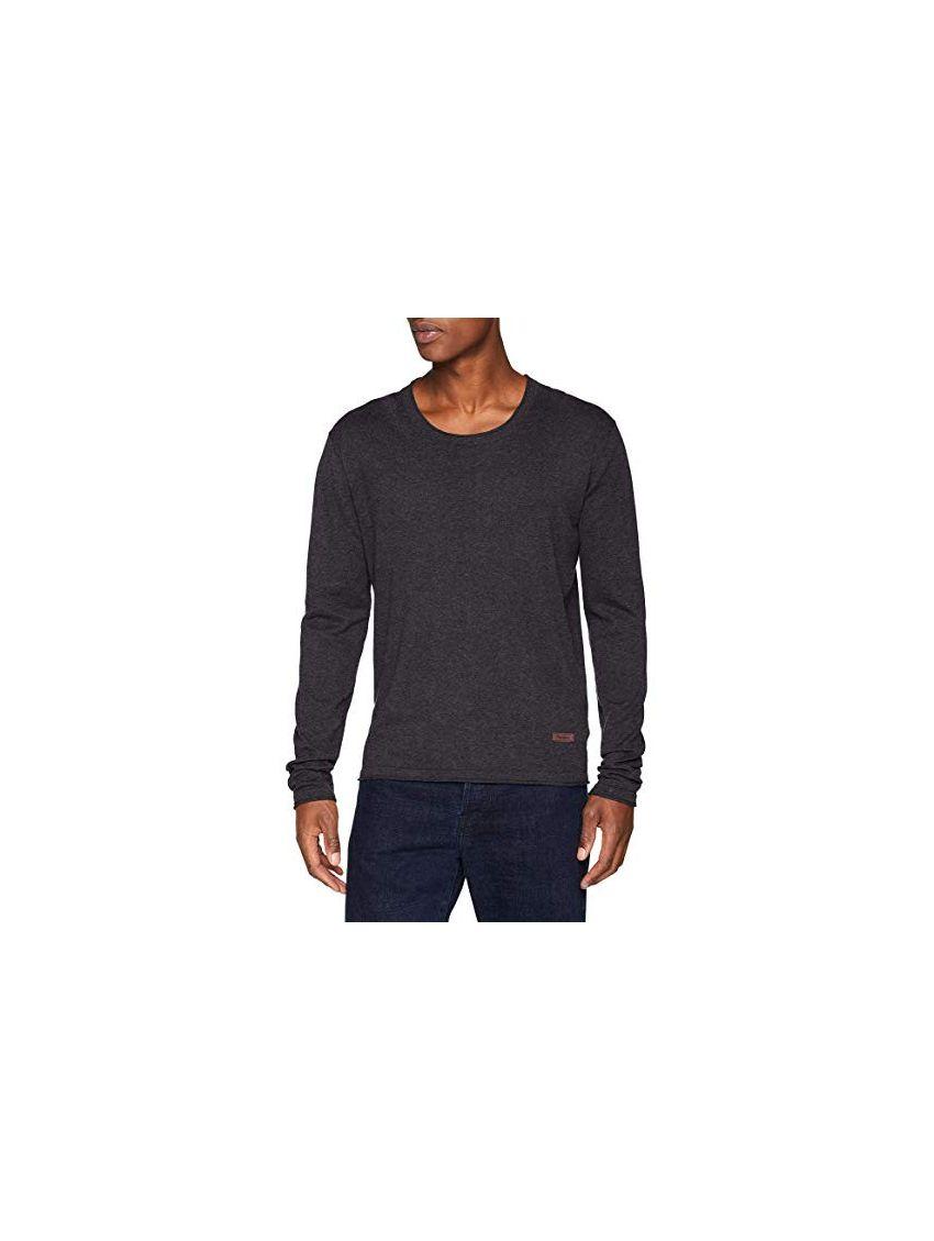 61683d14f34 Pánský slabší šedý svetr Pepe Jeans LIVERPOOL - 919 CONCEPT STORE