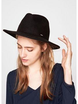černý klobouk dámský Pepe Jeans PHILANA