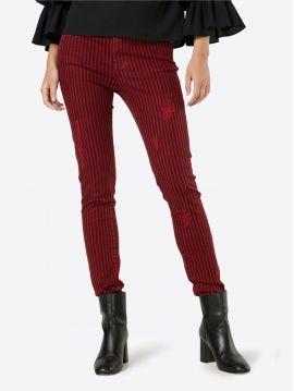Pruhované kalhoty Pepe Jeans REGENT STRIPEaa