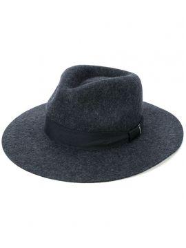 Dámský šedý vlněný klobouk Diesel CABELY