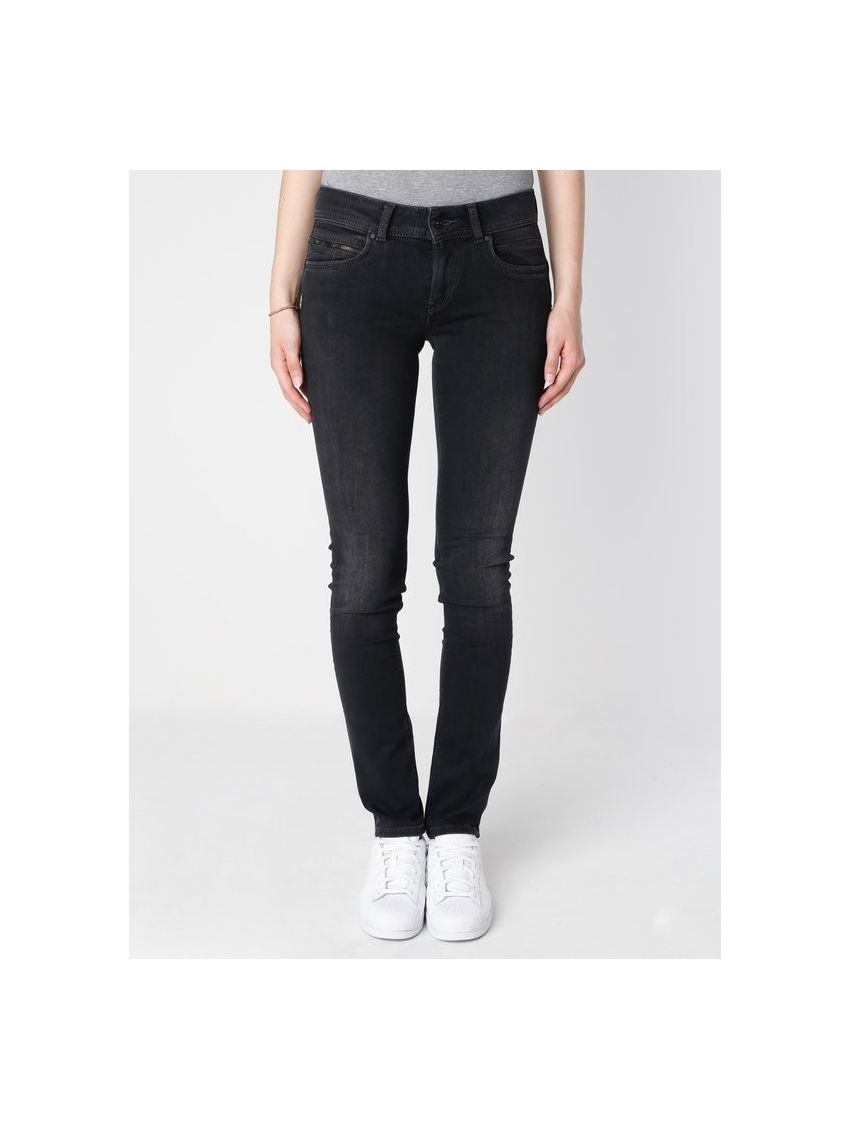 Šedé dámské džíny Pepe Jeans SL-NEW BROOKE - 919 CONCEPT STORE 96d6cbd712