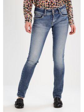 Klasické dámské cigaretové džíny Pepe Jeans VERA Power Flex
