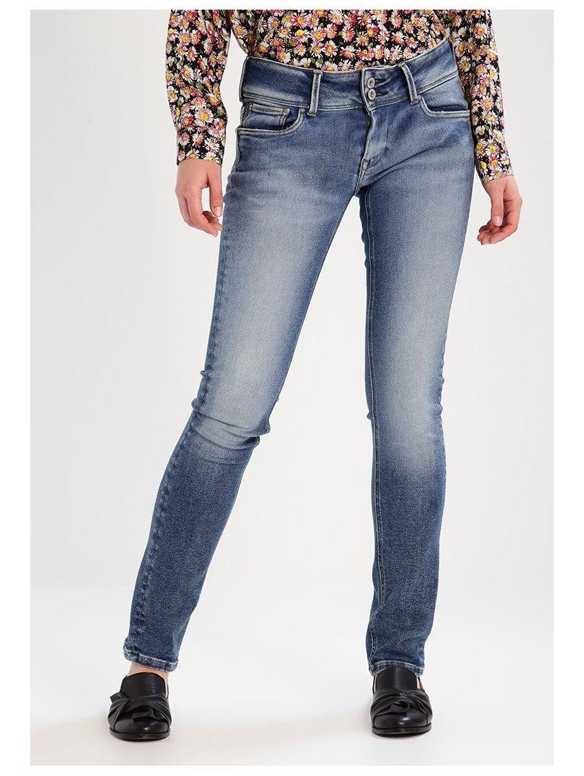 Klasické dámské cigaretové džíny Pepe Jeans VERA Power Flex. Loading zoom e3593fd1a6