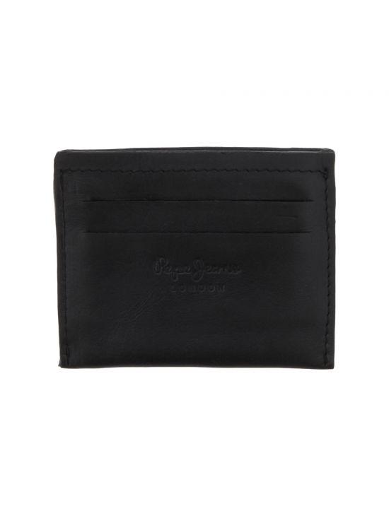 b7d7191c99e Černá peněženka na mince a karty Pepe Jeans LONDAR - 919 CONCEPT STORE