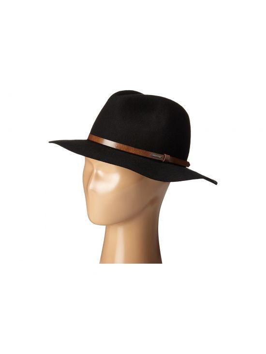 Dámský vlněný černý klobouk Diesel CALAOT
