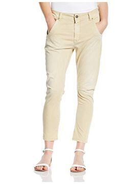 Dámské plátěné kalhoty ke kotníku Pepe Jeans TOPSY