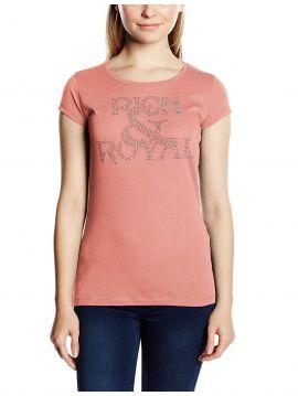Dámské meruňkové triko Rich&Royal G SHIRT