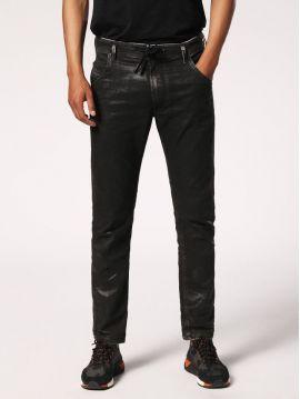 Pánské džíny s koženým efektem joggjeans Diesel 084HH
